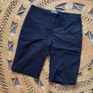 New York & Company Stretch Dress Shorts